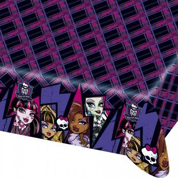 Nappe New Monster High
