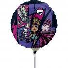 Ballon sur tige New Monster High