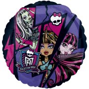 Ballon H�lium New Monster High