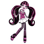 Ballon G�ant Monster High - AirWalkers
