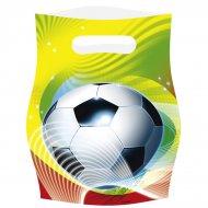 6 Pochettes cadeaux Foot Rio