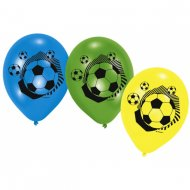 6 Ballons Foot Rio