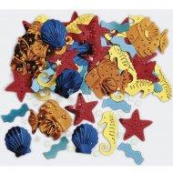 Confettis Univers Marin