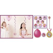 Jeu de Ballons Baguette Princesses Disney