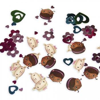 Confettis Dr La Peluche