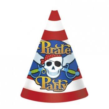 8 Chapeaux Pirate Party