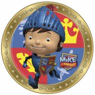 8 Assiettes Mike le Chevalier