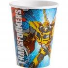 8 Gobelets Transformers 4