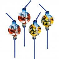 8 Pailles Transformers 4