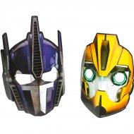 6 Masques Transformers 4 en Carton
