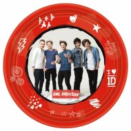 8 Assiettes One Direction