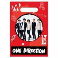 8 Pochettes cadeaux One Direction