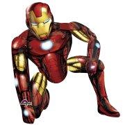 Ballon G�ant Iron Man - AirWalkers