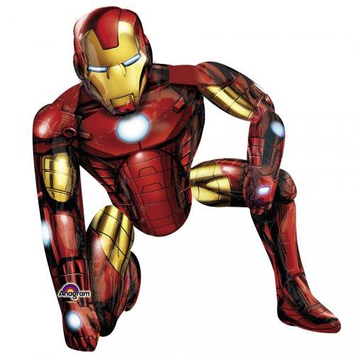 Ballon Géant Iron Man - AirWalkers
