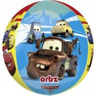 Ballon orbz Hélium Cars
