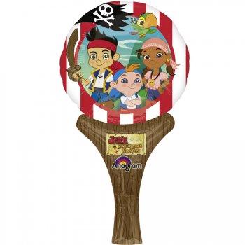 Ballon à main Jake le Pirate