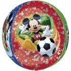 Ballon orbz H�lium Mickey Sport
