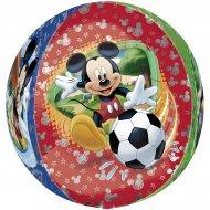 Ballon orbz Hélium Mickey Sport