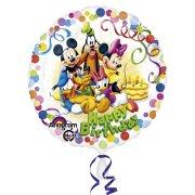 Ballon Hélium Mickey et ses amis