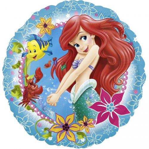 Ballon mylar Ariel
