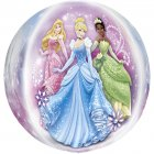 Ballon orbz H�lium Princesses Disney