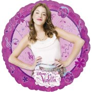 Ballon H�lium Violetta