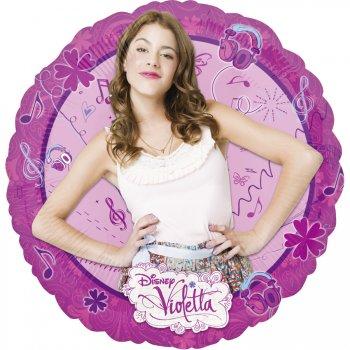 Ballon Hélium Violetta