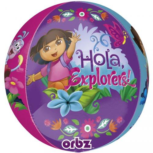 Ballon orbz Hélium Dora