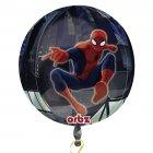 Ballon orbz hélium Spiderman