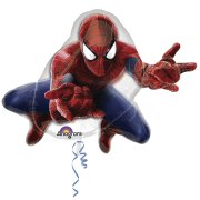 Ballon g�ant Spiderman