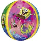 Ballon orbz H�lium Bob L'�ponge