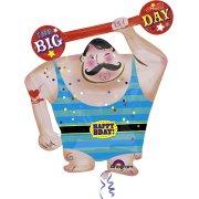 Ballon G�ant Strong Man Circus