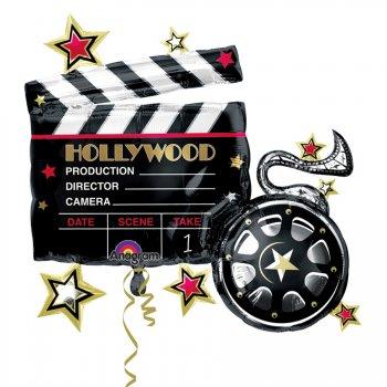 Ballon Géant Clap Hollywood