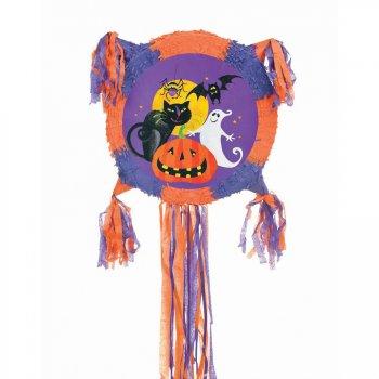 Pull Pinata Halloween