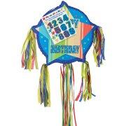 Pinata Happy Birthday à personnaliser