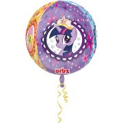 Ballon Orbz à Plat My Little Pony