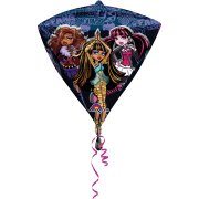 Ballon � Plat Monster High Diamant