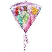 Ballon � Plat Princesse Disney Diamant