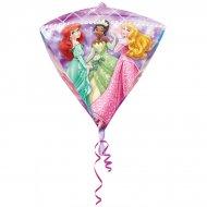 Ballon à Plat Princesse Disney Diamant