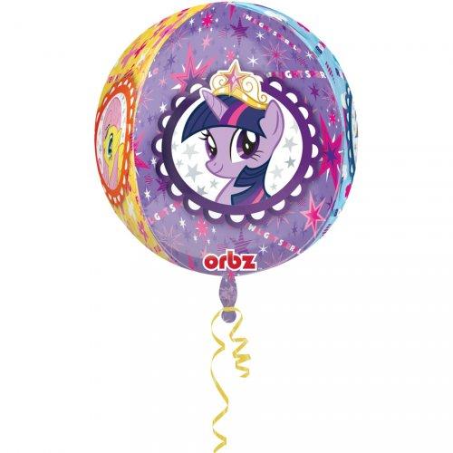 Ballon Orbz Gonflé à l Hélium My Little Pony