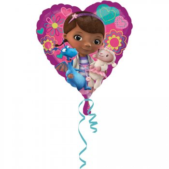 Ballon Dr La Peluche Coeur