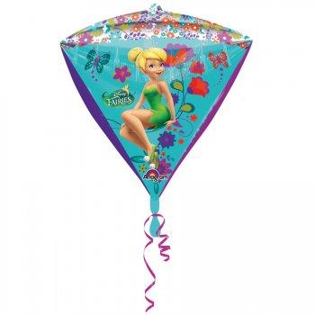 Ballon Hélium Fairies Diamant
