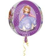 Ballon Orbz à Plat  Princesse Sofia