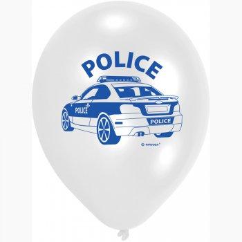 6 Ballons Police