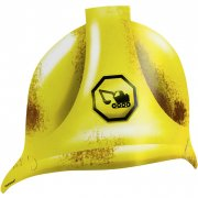 8 Casques Chantier de construction