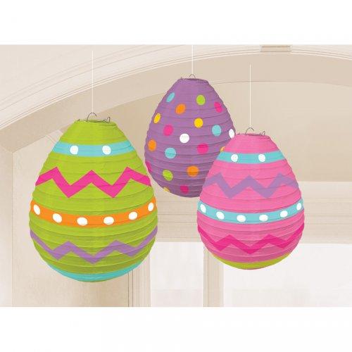 Lanternes oeufs de Pâques
