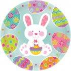 8 Assiettes Lapin de Pâques