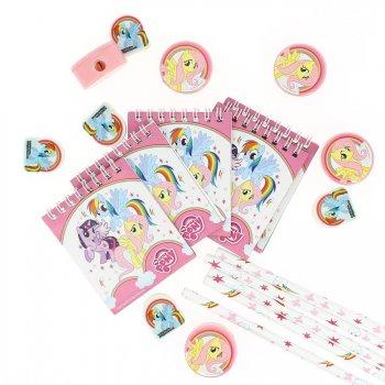 20 Cadeaux papèterie My Little Pony