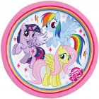 8 Petites Assiettes My Little Pony