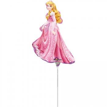 Ballon sur Tige Princesse Aurore